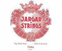 Jargar Violin E String 4/4 Size Forte-Red (Single)