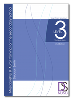 Musicianship and Aural Training for the Secondary School LEVEL 3 2nd Edition STUDENT STANDARD edition