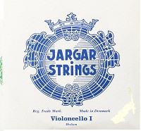 *SALE* Cello String Set by Jargar Strings 4/4 Size - Medium Tension