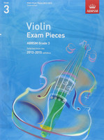 *SALE* ABRSM Grade 3, Score & Part: Selected from the 2012-2015 syllabus