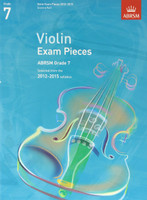 *SALE* ABRSM Grade 7, Score & Part: Selected from the 2012-2015 syllabus