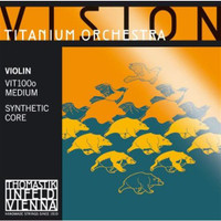 Vision TITANIUM ORCHESTRA 4/4 Violin String (set)