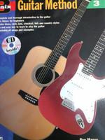 Basix Guitar Method,Book 3  and CD by Ron Manus&Morty Manus