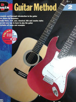 Basix Guitar Method Book 2 and CD by Ron Manus&Morty Manus
