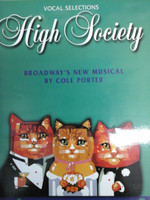 High Society,Vocal Selection,Broadway's New Musical by Cole Porter