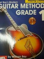 Mel Bay's Modern Guitar Method Grade 1 by William Bay,70% off
