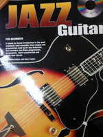 PROGRESSIVE JAZZ GUITAR WITH CD BY S.SUTTON&G.TURNER,30% OFF