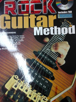 PROGRESSIVE ROCK GUITAR METHOD BY BRETT DUNCAN WITH CD,70% OFF