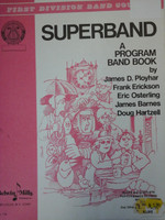 SUPERBAND FOR 2ND B FLAT CLARINET,70% OFF