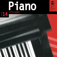 AMEB PIANO FIFTH GRADE SERIES 14