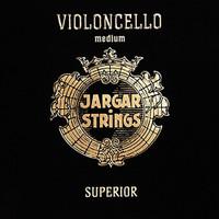 Jargar Superior Cello String Set - Medium Tension - 4/4