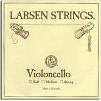 Larsen Cello String Set - Medium Tension - 4/4