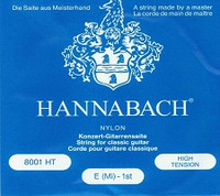 Hannabach Classical Nylon Guitar Strings (Set) - High Tension