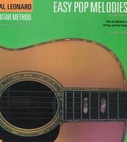 Hal Leonard Guitar Method - Easy Pop Melodies (Second Edition)