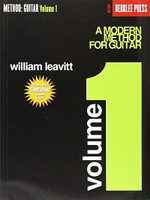 Berklee Press - A Modern Method for Guitar Vol. 1