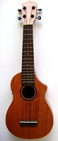 Tanglewood Union Model Cutaway Electric Ukulele