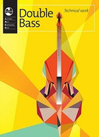 Double Bass - Technical Work, for Double Bass, Publisher AMEB, Series AMEB Double Bass