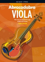Abracadabra Viola 3rd Edition, for Viola, Author Peter Davey, Publisher A & C Black, Series Abracadabra Strings