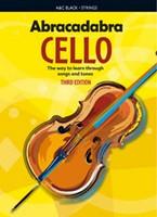 Abracadabra Cello 3rd Edition, for Cello, Author Maja Passchier, Publisher A & C Black, Series Abracadabra Strings