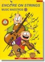 Encore On Strings -Music Maestros 2 Double Bass, for Double Bass, Author Mark Gibson, Natalie Sharp, Publisher Accent Publishing
