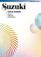 Suzuki Violin School Violin Part, Volume 3 (Revised) for Violin, Series of Suzuki Violin School, Publisher Summy Birchard