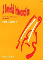 A Tuneful Introduction to the Third Position by Neil Mackay for Violin, Publisher Stainer & Bell
