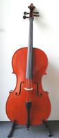 Gliga I 4/4 Cello Outfit (includes Bow, Soft Case & Pro Set-Up)