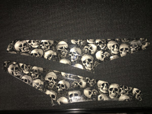 real skull Brackets
