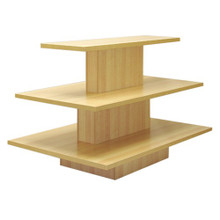 3 Tier Recangle Table