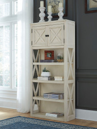 Bolanburg Two-tone Large Bookcase