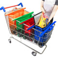 Trolley Bags Original Cool allows you to transport cold and frozen items home.