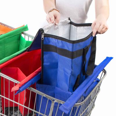 Trolley Bags Original Cool fits inside the blue bag of the Original set.