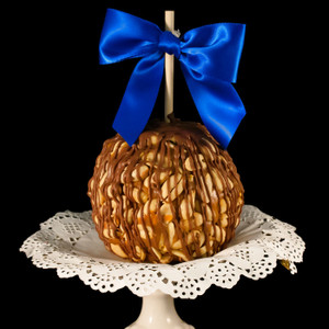 Great Goober Caramel Apple from DeBrito Chocolate Factory