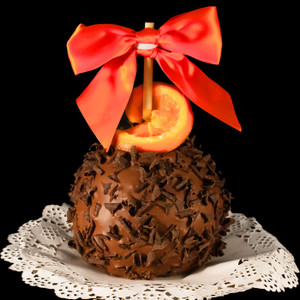 Limited Edition Grand Marnier Caramel Apple from DeBrito Chocolate Factory