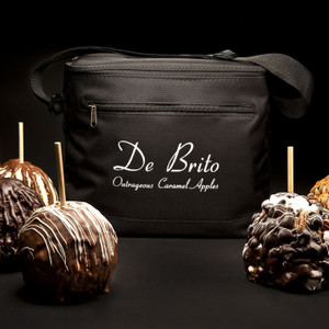 Caramel Apple 4 Packs from DeBrito Chocolate Factory