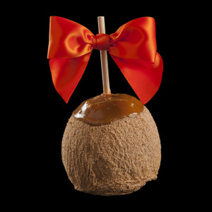 DeBrito Chocolate Factory Limited Edition Pumpkin Pie Caramel Apple