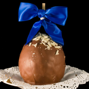 Truffle Caramel Apple by DeBrito Chocolate Factory