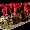 Oreo Avalanche Caramel Apple by DeBrito Chocolate Factory