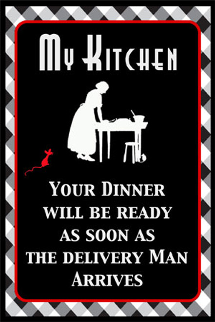 Your Dinner Will Be Ready