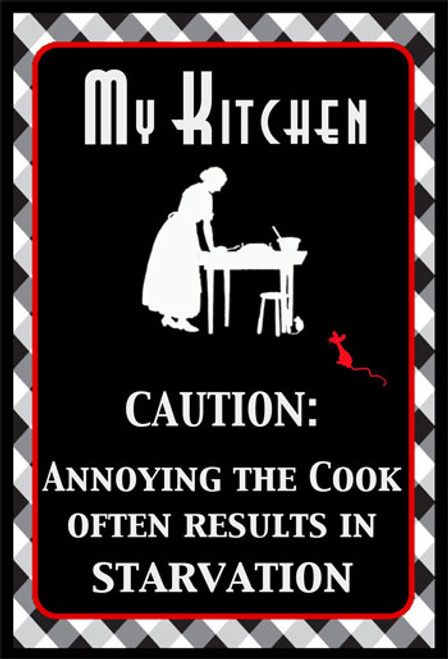 Annoying the Cook