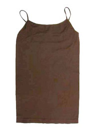 Regular Length Cami Brown