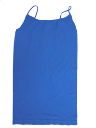 Regular Length Cami Cobalt Blue