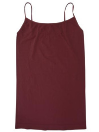 Regular Length Cami Wine