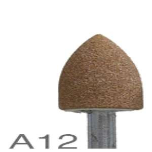 "HIGH PERFORMANCE by Flexovit M0012 11/16""x1-1/4""x1/4"" SHANK WA60RV VITRIFIED Mounted Point"