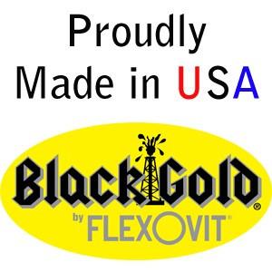 """BLACK GOLD by Flexovit F1446 5""""x3/32""""x7/8"""" A36U  -  HEAVY DUTY Reinforced Angle Grinder Cutoff Wheel"""