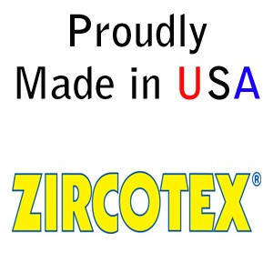 "ZIRCOTEX by Flexovit Z4503F 4-1/2""x7/8"" ZA36 FIBERGLASS BACKING PLATE  -  HIGH PRODUCTION Flap Disc"