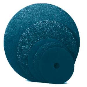 "FLEXON by Flexovit 32405 4""x5/8"" ZA80  -  HIGH PRODUCTION Resin Fiber Disc"