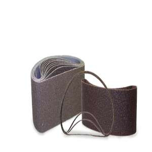 "HIGH PERFORMANCE by Flexovit 48004 1/4""x24"" A50 Sanding Belt"