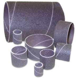 "HIGH PERFORMANCE by Flexovit 46116 3""x3"" A120 Spiral Band Sleeve"