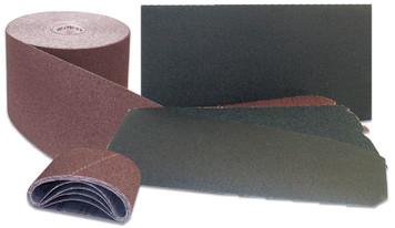"SPECIALIST by Flexovit X1304 8""x50 YARDS C40 Floor Sanding Roll"